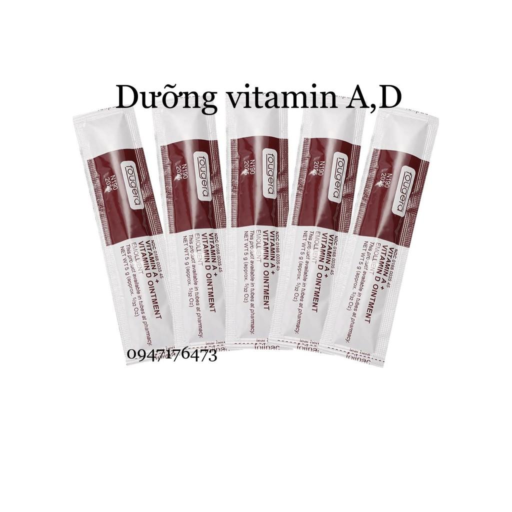 Dưỡng gói vitamin chăm sóc da sau phun xăm thẩm mỹ