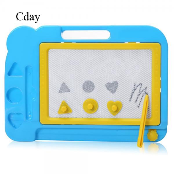 Cday Educational Draw Board Sketch Pad Doodle Writ Craft Art Toy for Children Kid