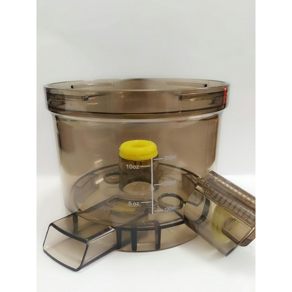Khay chứa nước ép máy ép chậm SAVTM JE07
