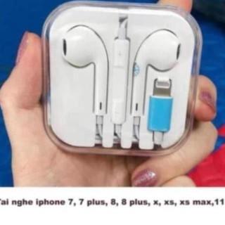 Tai nghe iphone 6/6s/7/7s plus hàng cao cấp cam kết chất lượng- Bảo hành 6 tháng, lỗi 1 đổi 1 trong 7 ngày