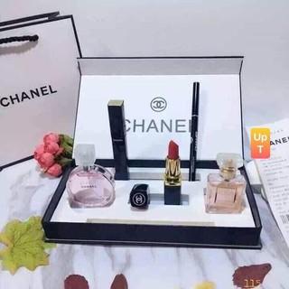 Set nước hoa Chanel 5 món , nước hoa sang trọng lưu hương lâu thumbnail