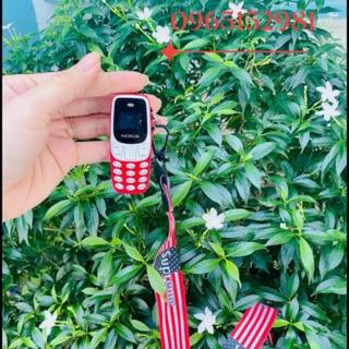 Điện thoại 2sim siêu nhỏ
