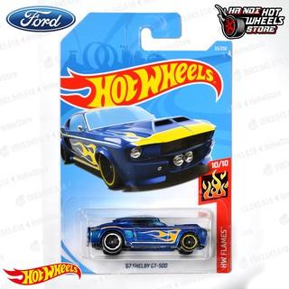Xe Hot Wheels 2019 – '67 Shelby GT-500 đồ chơi ô tô mô hình tỉ lệ 1:64