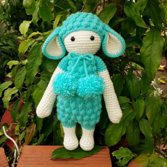 Cừu len handmade