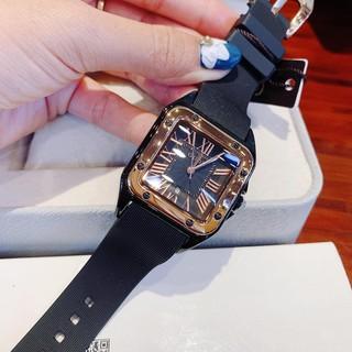 Đồng hồ G.u.o.u quai silicon nữ bao đẹp- kèm phiếu bảo hành - kèm hộp - Donghonu