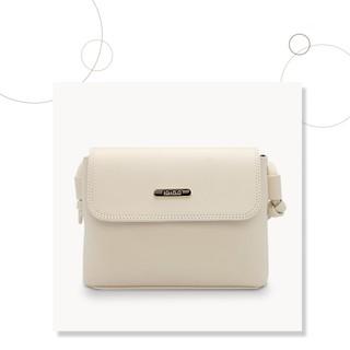 Túi đeo chéo nữ dáng vuông nắp gập IDIGO FB2-126-00 thumbnail