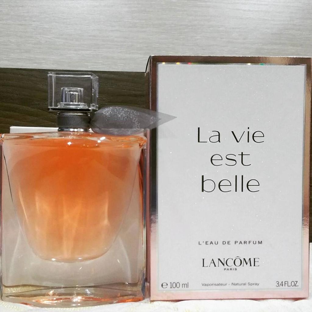 Chiết nuớc hoa La vie est belle Lancome 10ml auth