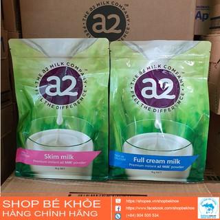 [Mã MKBCS01 hoàn 8% xu đơn 250K] Sữa A2 Full Cream 1kg Úc thumbnail