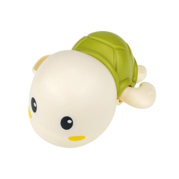 Đồ chơi nhà tắm rùa bơi dưới nước vặn cót siêu cưng, chất liệu an toàn, màu sắc tươi sáng cho bé thỏa sức vui chơi