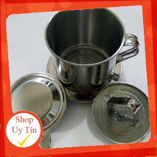 Phin pha cà phê inox- đủ size- inox Việt Nam