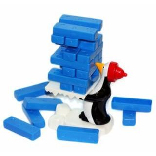 Rút gỗ Jenga Chim cánh cụt
