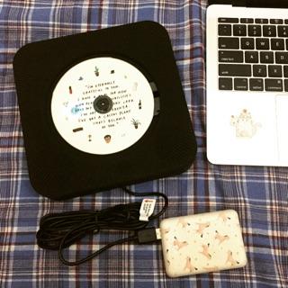 Loa Bluetooth kết hợp máy chạy CD (Version 1.1) thumbnail