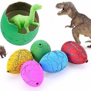 Trứng khủng long tự nở trong nước Đồ Chơi Ma Thuật Cho Bé Thú Vị Vui Nhộn CÓ SẴN CHỌN MẪU FOLLOW TẶNG 3K] VOUCHER 100K thumbnail