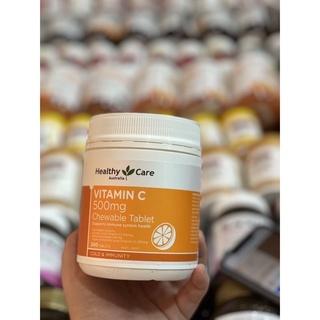 Healthy care vitamin C 500mg hộp 300 viên