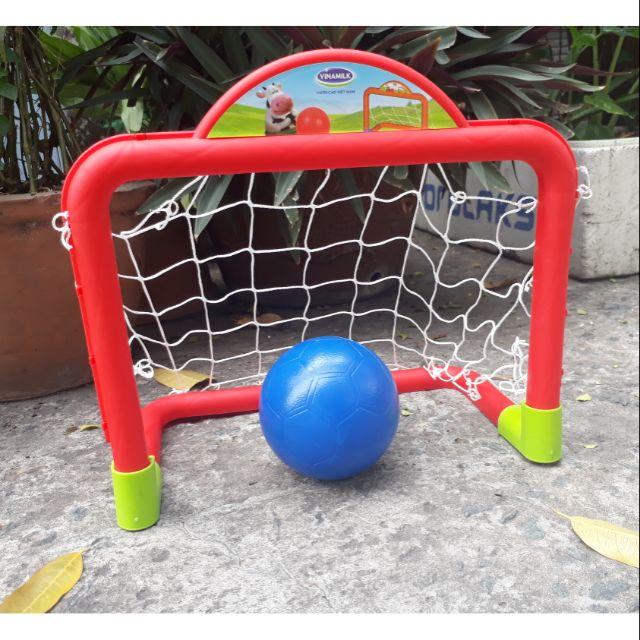 Bộ khung thành bóng đá mini bé 1 đến 3 tuổi