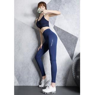 Quần tập gym, yoga và aerobic chun mông, lưng cao, định hình vòng eo – Chính hãng miDoctor