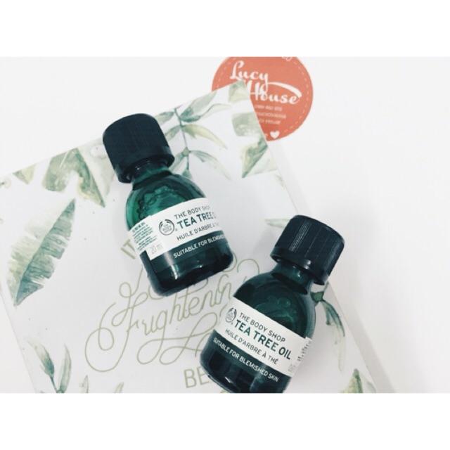 Tea tree oil 20ml tinh dầu trị mụn