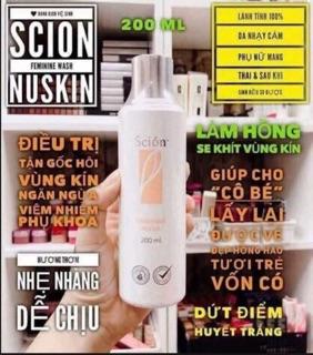 DUNG DỊCH VỆ SINH PN SCION 200ml 4