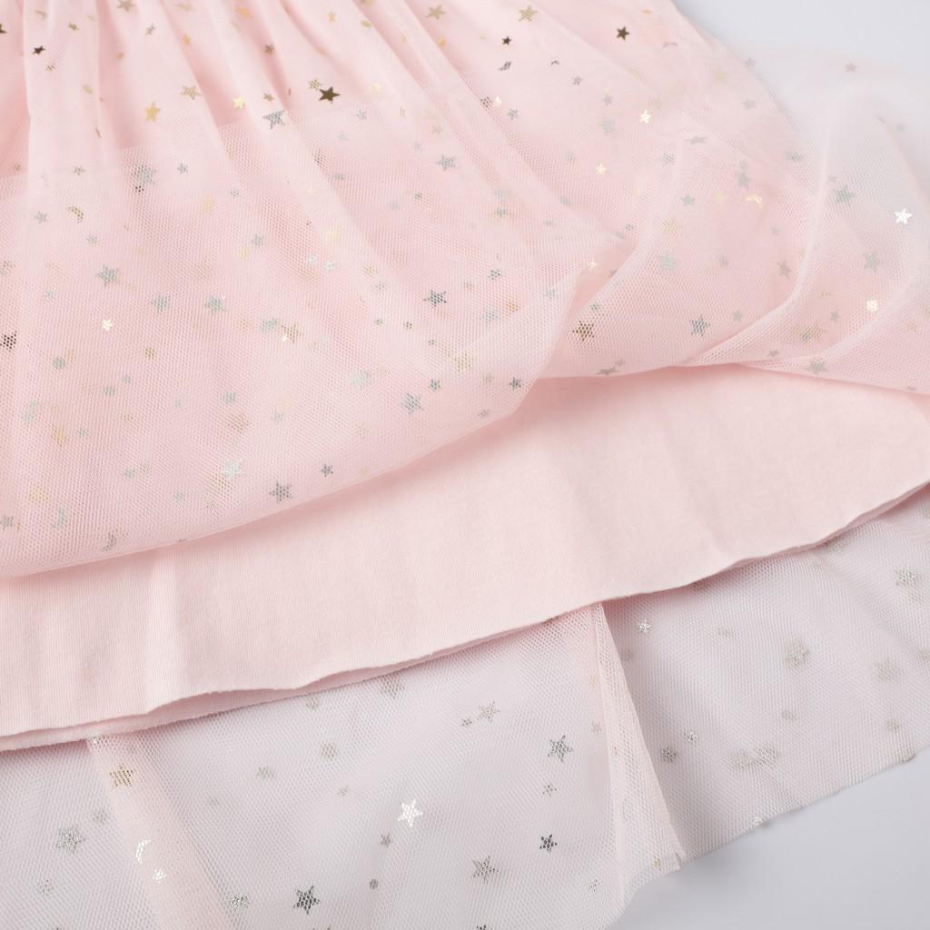 Đầm cho bé gái, váy bé gái, váy ren cho bé, áo váy cho bé, mềm mịn, thoáng mát - Hãng 27kids