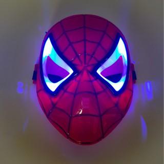 [shop pikachu.vn] Mặt nạ người nhện SPIDER MAN có đèn