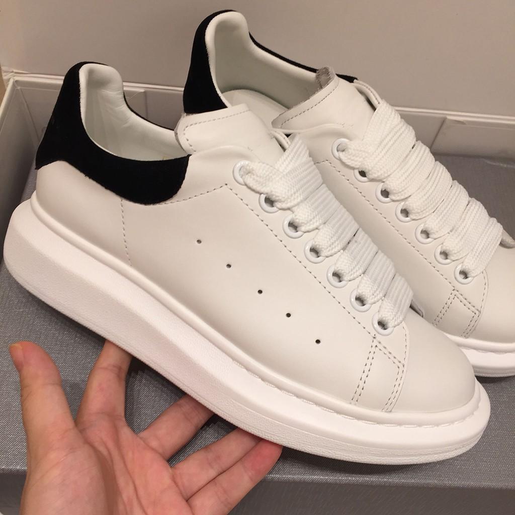 Giày Sneaker Alexander MCQUEEN Xu Hướng Thể Thao Cao Cấp Lên Ngôi Năm 2020