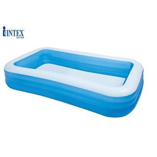 Bể bơi phao gia đình 305x183x56 cm INTEX 58484