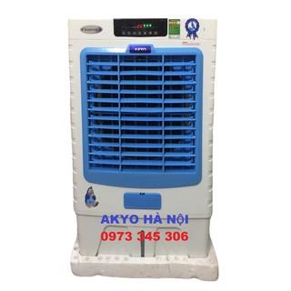 Quạt điều hòa không khí AKYO ZT80 200w lưu lượng gió 8000m3 h, phím cảm ứng, có remote, Made in Thái Lan Bảo hành 02 năm thumbnail