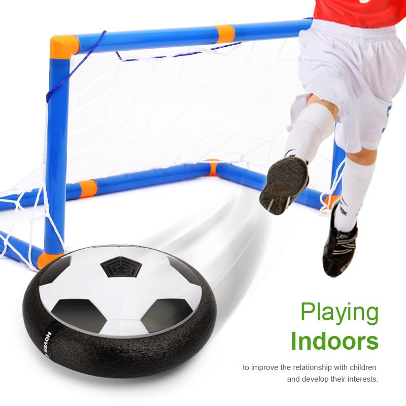 【ready stock】Suspension Football Disk Hover Ball Game Toy