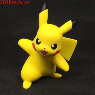✔♥ Pokémon Pikachu Jenny Turtle model hand-made a variety of pocket elves