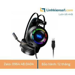 [Mã ELDEC10K giảm 10K đơn 20K] Tai nghe game thủ Wangming WM9800 giả lập 7.1 USB thumbnail