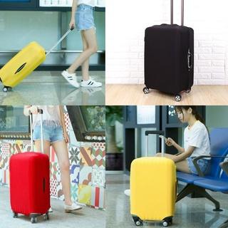 Vali du lịch thiết kế xinh xắn tiện dụng Vỏ bọc vali du lịch chống bụi đàn hồi tốt thumbnail