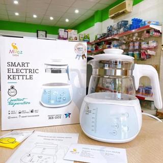 Bình Đun Nước Pha Sữa Thông Minh Moaz Bebe, Cam Kết 100% Chính Hãng