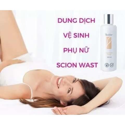 Dung Dịch Vệ Sinh Phụ Nữ Nuskin Scion Feminine Wash 200ml