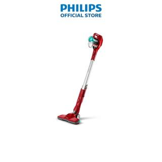 [Mã ELRESHOCK giảm 10% đơn 1TR] Máy hút bụi không dây dạng cán Philips FC6721 pin sạc 18V - Hàng chính hãng