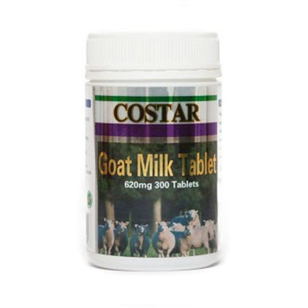 Sữa dê Costar Goat Milk Tablet 200gr 300v