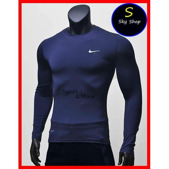~(Đồ Hè siêu hot) - Áo giữ nhiệt dài tay, áo tập gym,áo thu đông màu tím than