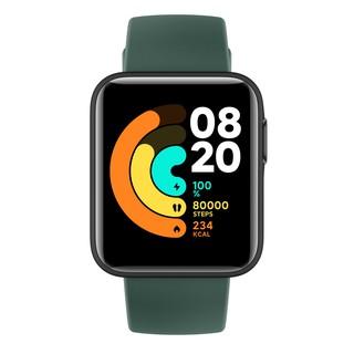 Hình ảnh [Mã ELRETAIL giảm 3% đơn từ 500K] Đồng hồ thông minh Xiaomi Mi Watch Lite - GPS/Bluetooth 5.1/5 ATM - Hàng Chính Hãng-0