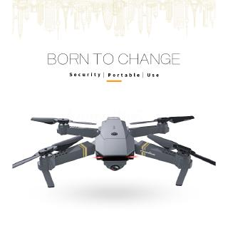 Eachine E58 High Hold Mode 2.4G WIFI Wide Angle Camera Foldable RC Drone Quadcopter