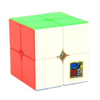 2×2 Matte Surface Puzzle Cube Intellectual Development Smart Cube as Relief Anxiety Stress Toy