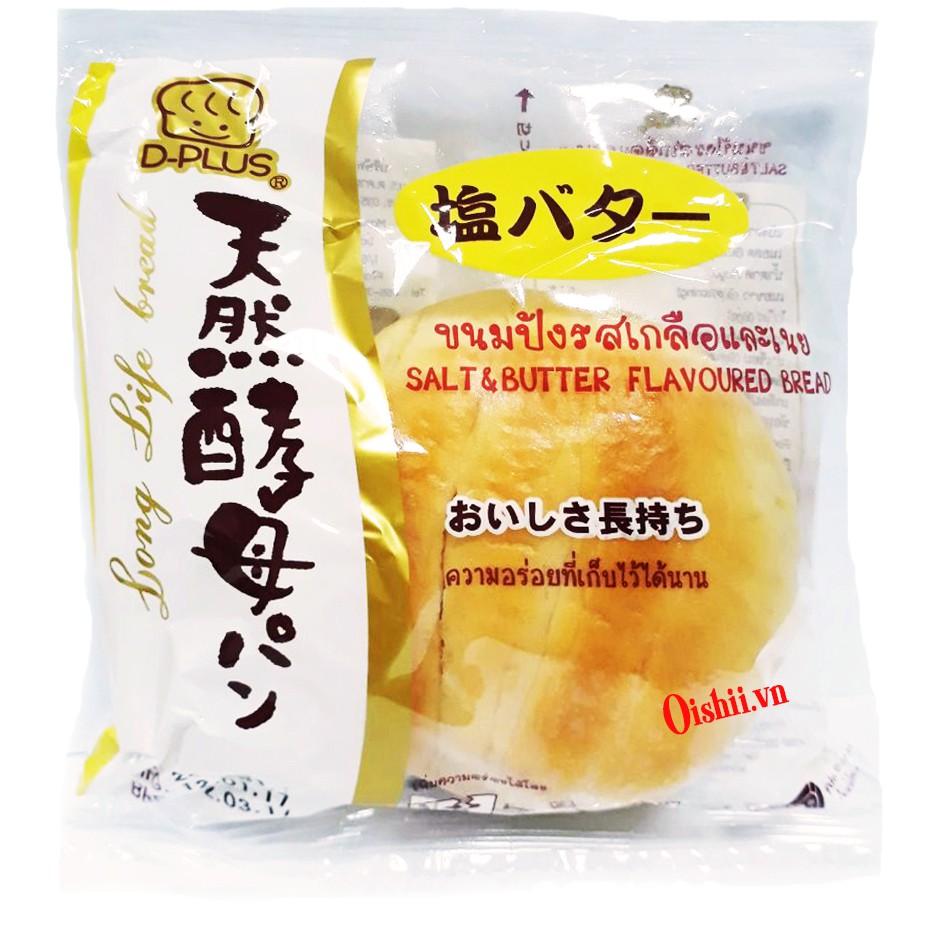 Bánh Mì bơ muối D-Plus 75gr