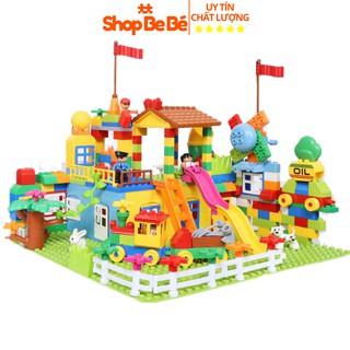 Bộ Xếp Hình Lego Duplo Cho Bé (Lego Loại To) thumbnail