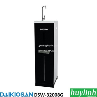 Máy lọc nước RO 8 lõi Daikiosan DSW-32008G