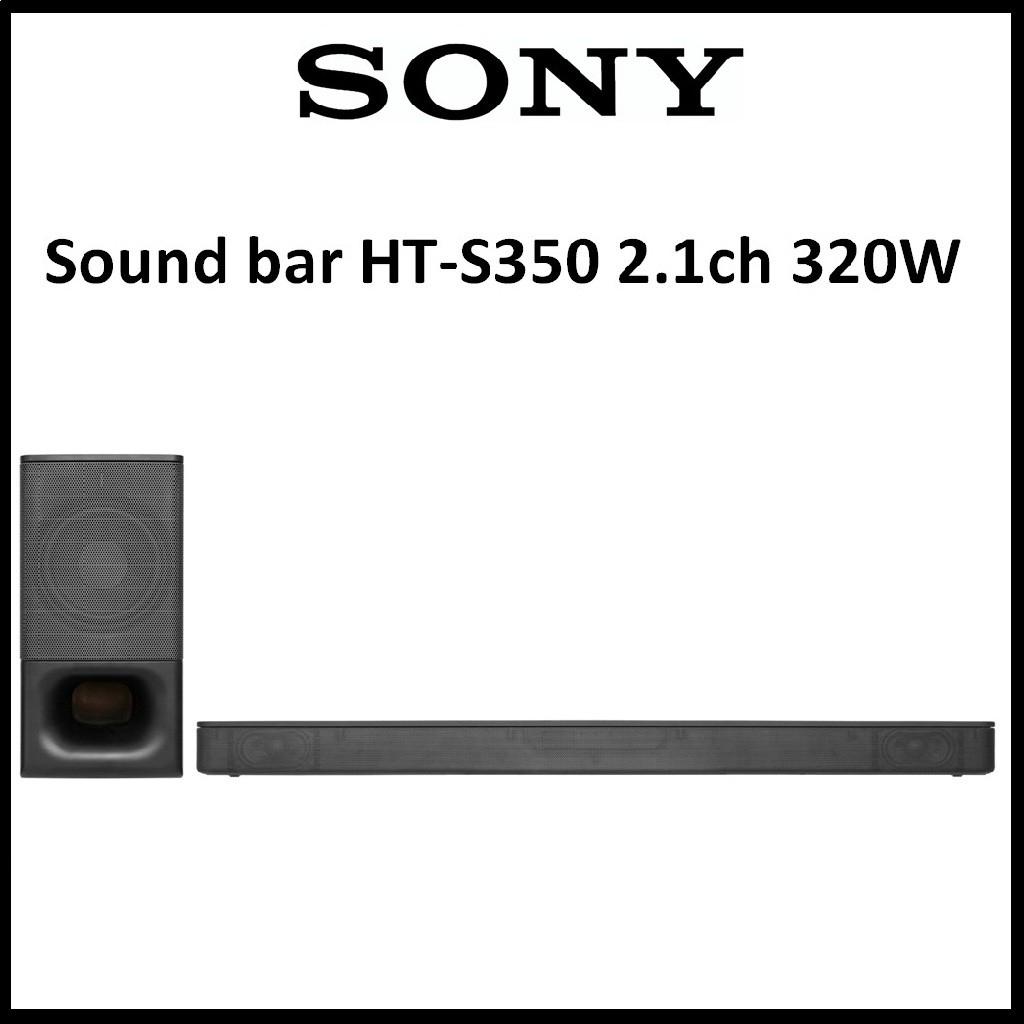 Loa thanh soundbar Sony 2.1 HT-S350 320W chính hãng