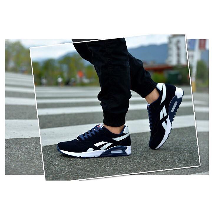 giày thể thao cao cấp quảng châu độn đế cho nam T861 kèm hộp