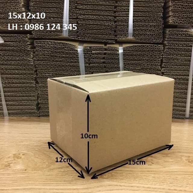 15x12x10 Combo 80 hộp carton