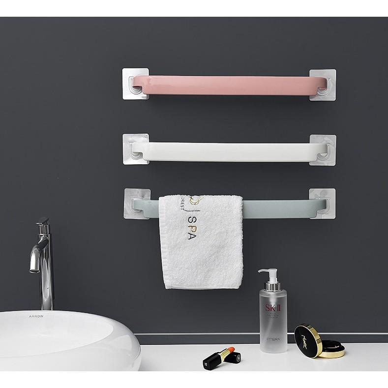 Thanh Treo Khăn Tắm Dán Tường Nhà Tắm chất liệu nhựa PP cao cấp - TKPP, Giá  tháng 1/2021