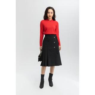 IVY moda Chân váy kẻ nữ MS 31B8414 thumbnail