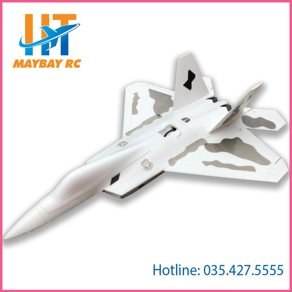 Kit Máy bay điều khiển F22 EPO F-22 Raptor