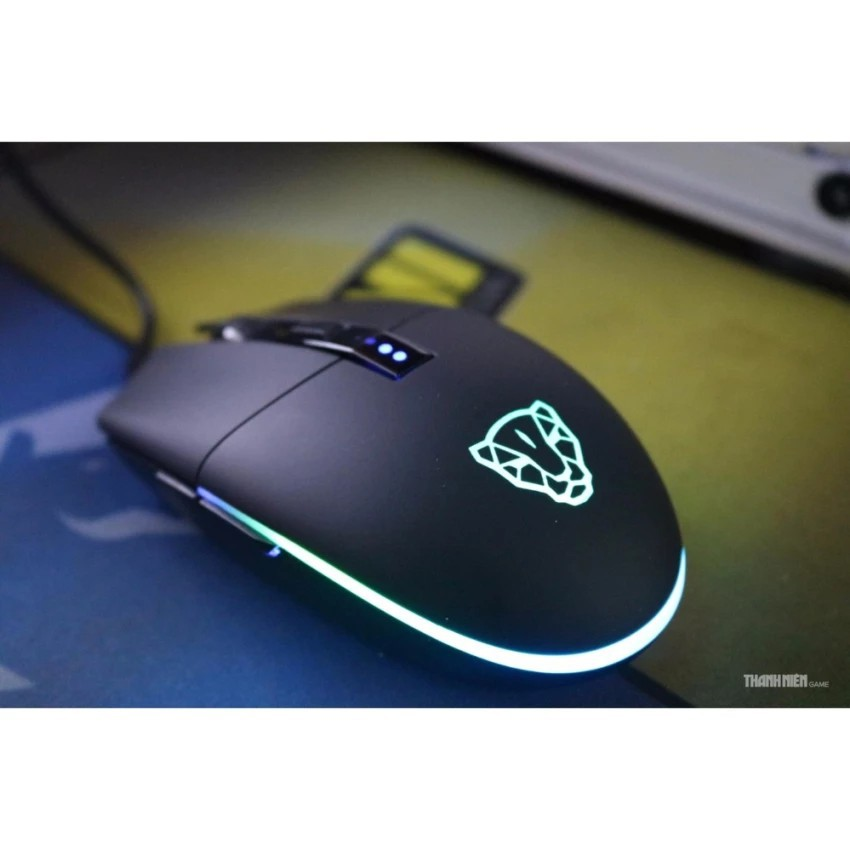 Chuột game thủ Motospeed V50 RGB