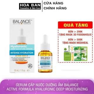 Tinh chất Balance Hyaluronic 554 Youth Serum 30ml